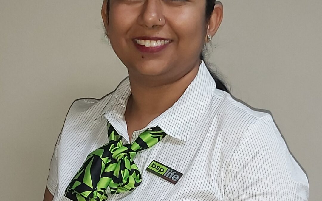 Dharisha Hansji